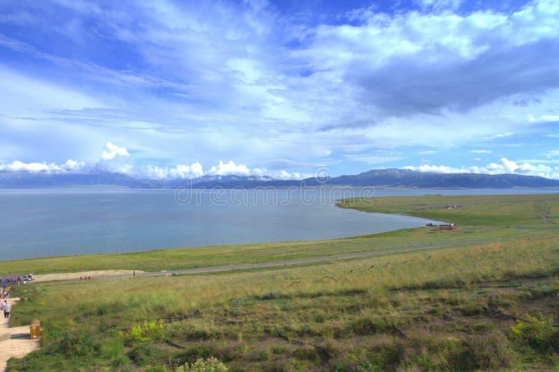 Lago Sailimu fotos de stock