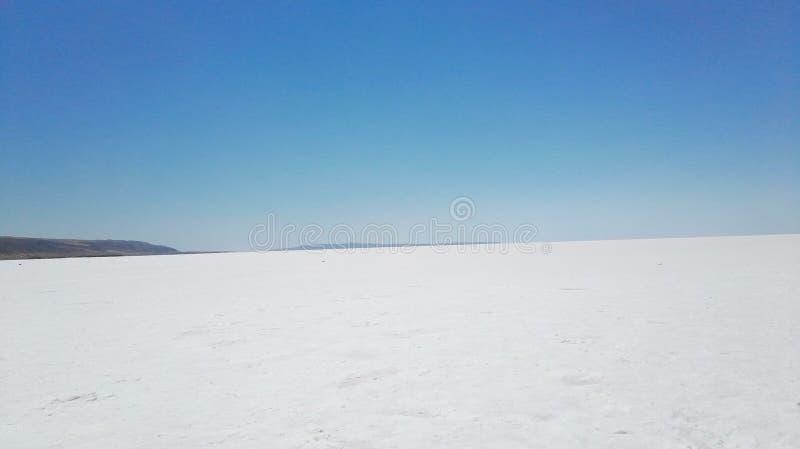 Lago salt imagenes de archivo