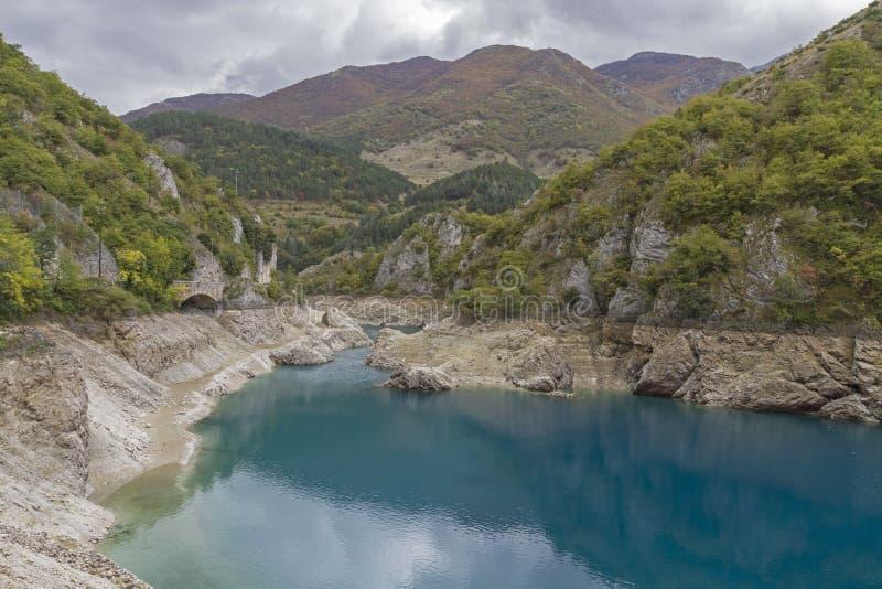 Lago San Domingo foto de archivo libre de regalías