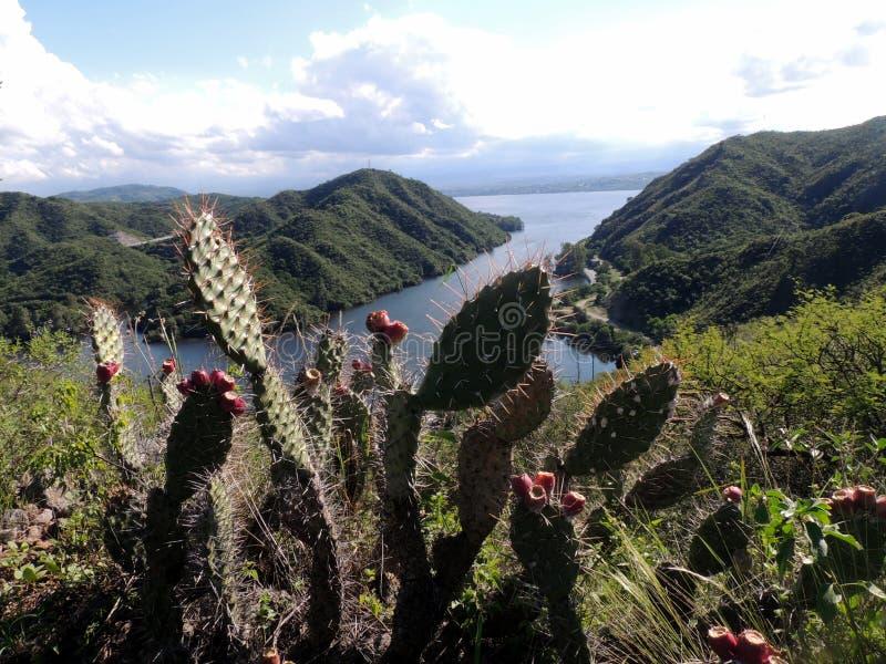 Lago SAN Roque στοκ φωτογραφία με δικαίωμα ελεύθερης χρήσης