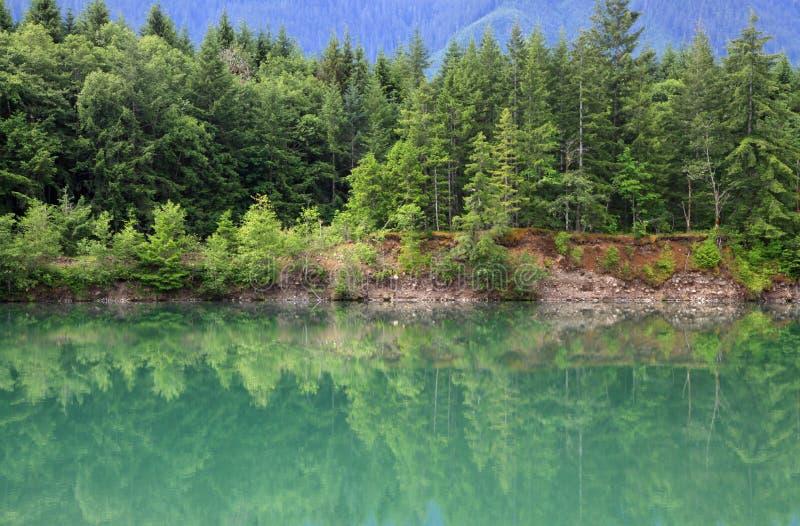 Lago Scanewa fotos de archivo