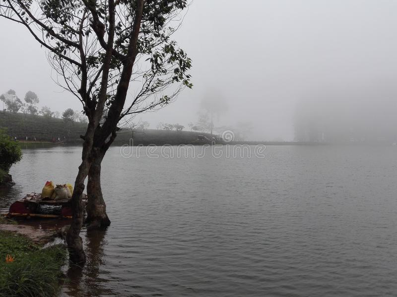 Lago Sembuwatte imágenes de archivo libres de regalías