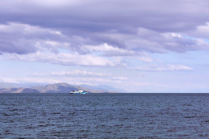 Lago Sevan immagini stock