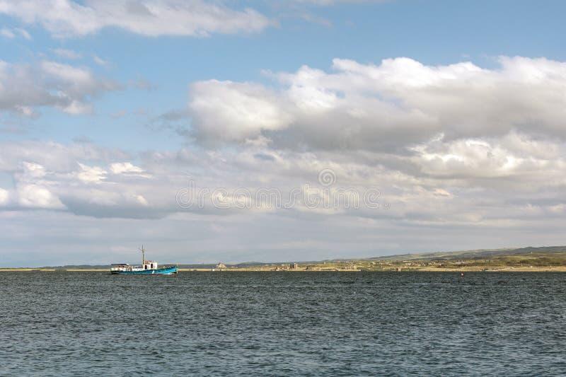 Lago Sevan fotografia stock