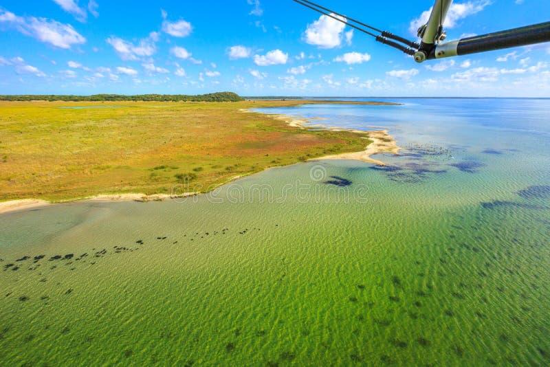 Lago Sibaya Suráfrica imágenes de archivo libres de regalías