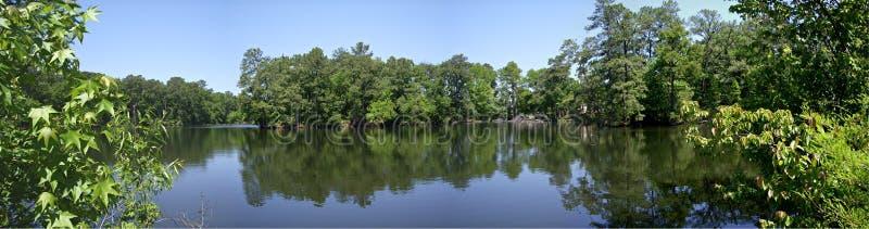 Lago Smith immagini stock