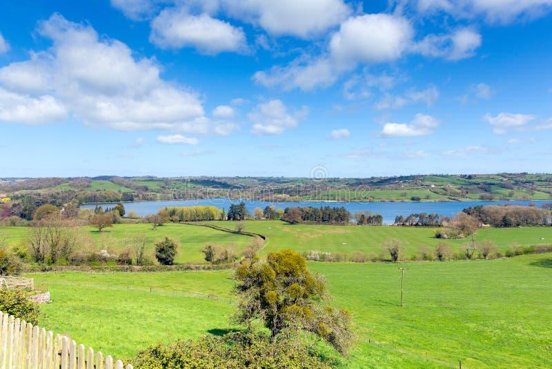 Lago Somerset Somerset England Reino Unido Blagdon al sur de Bristol fotografía de archivo libre de regalías