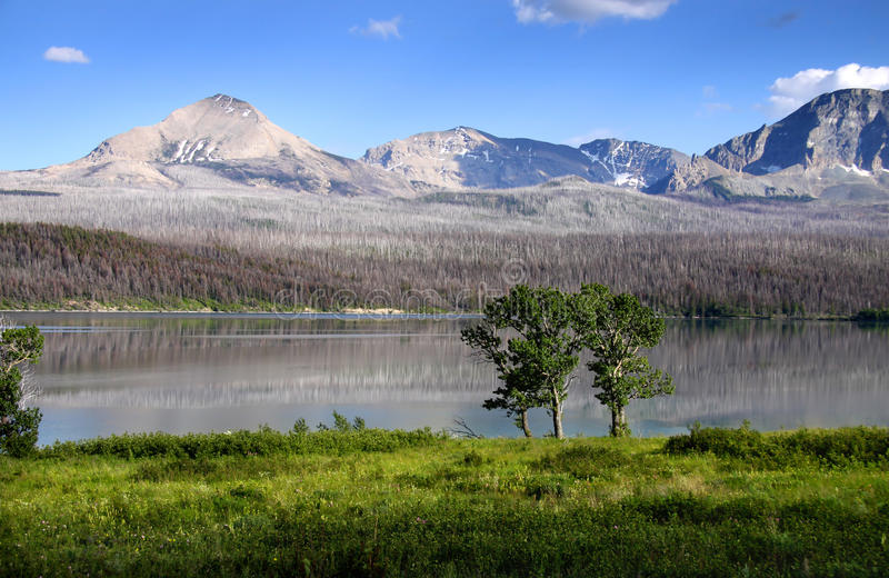 Lago St Maria fotografía de archivo libre de regalías