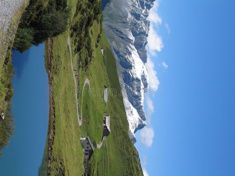 Lago suizo 02 foto de archivo libre de regalías
