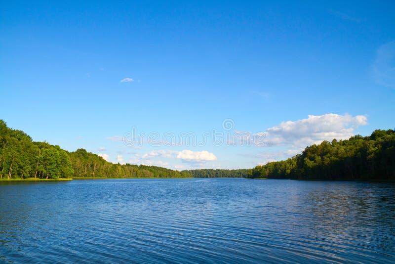Lago summer fotografie stock libere da diritti