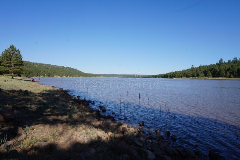 Lago superiore Mary fotografia stock libera da diritti