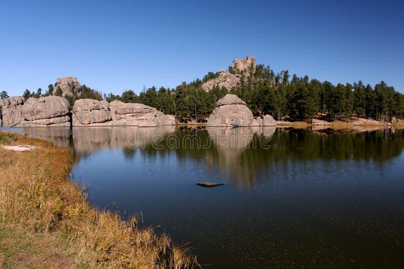 Lago Sylvan fotografie stock libere da diritti