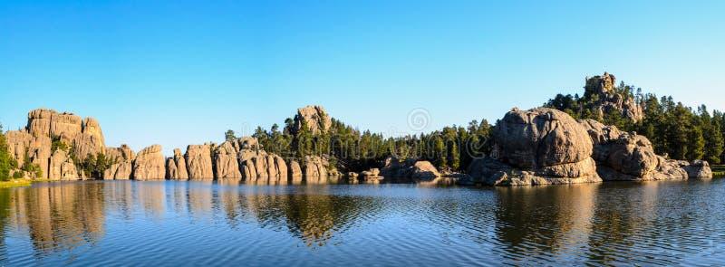 Lago Sylvan foto de stock