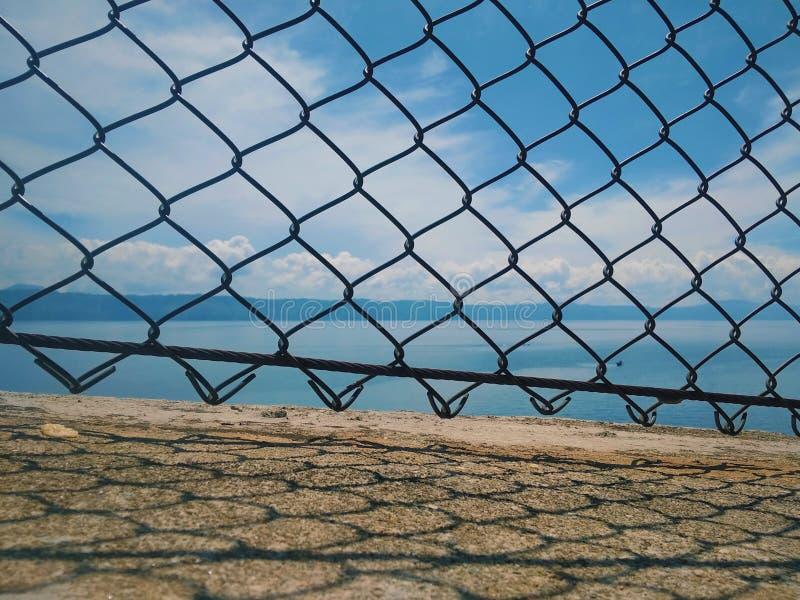 Lago Toba foto de archivo libre de regalías