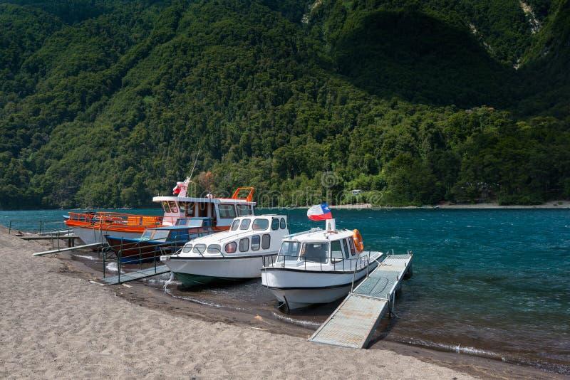 Lago Todos Los Santos immagine stock libera da diritti