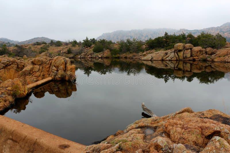 Lago treasure imagen de archivo libre de regalías