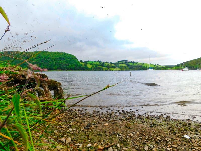 Lago Ullswater imagens de stock