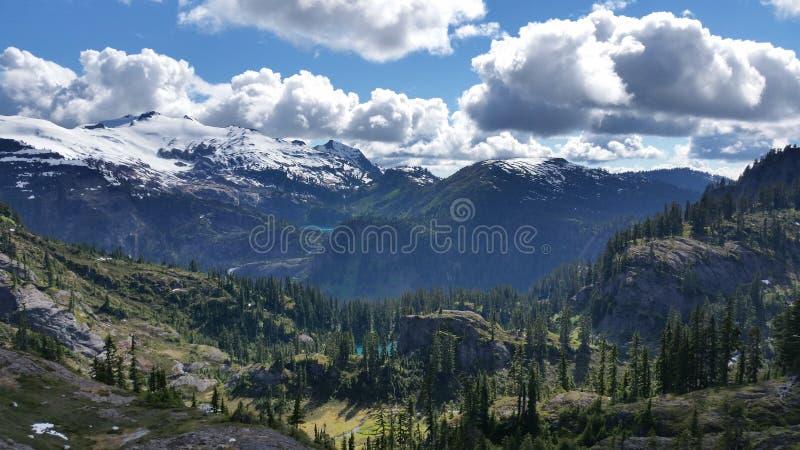 Lago verde fotos de archivo libres de regalías