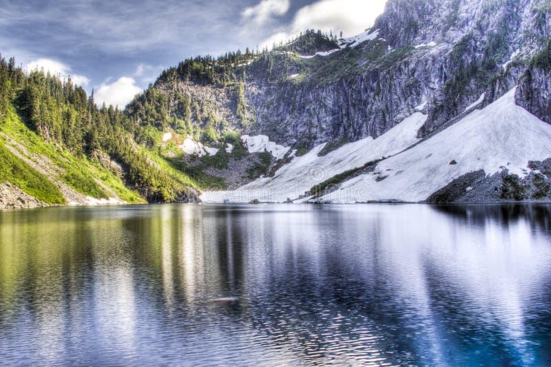 Lago vibrante fotos de stock