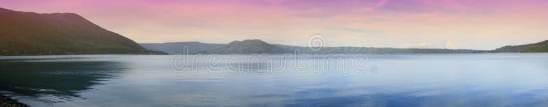 Lago Vico imagens de stock