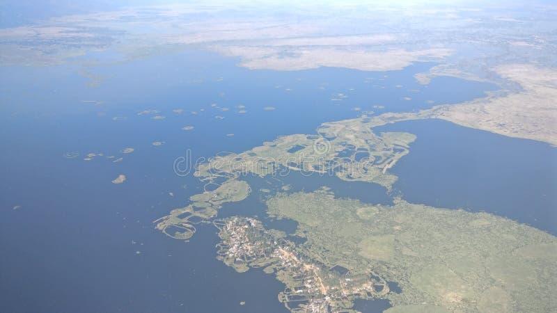 Lago water dulce imagen de archivo
