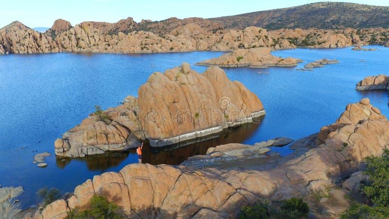 Lago watson immagine stock libera da diritti