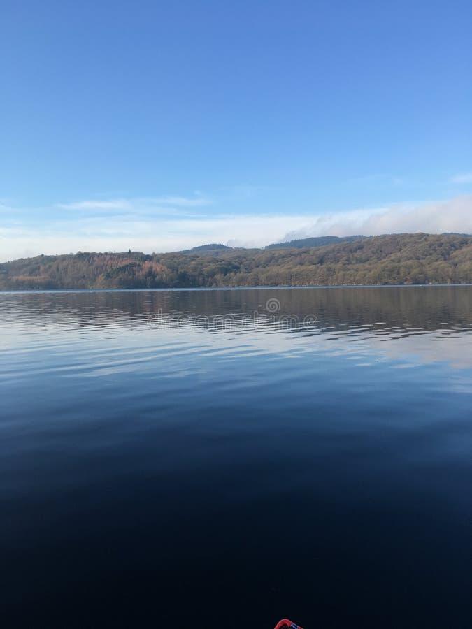 Lago Windermere imágenes de archivo libres de regalías