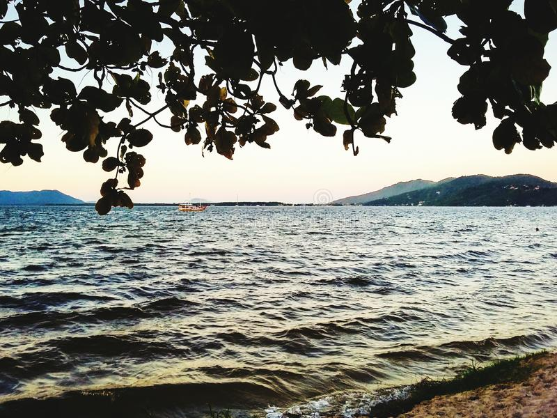 Lagoa στοκ φωτογραφία με δικαίωμα ελεύθερης χρήσης