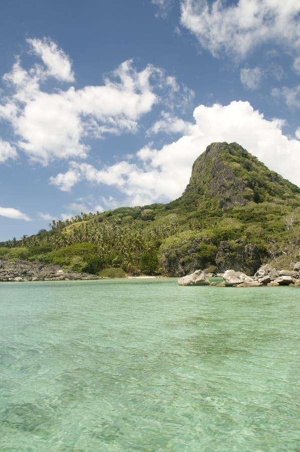A lagoa azul fotos de stock royalty free