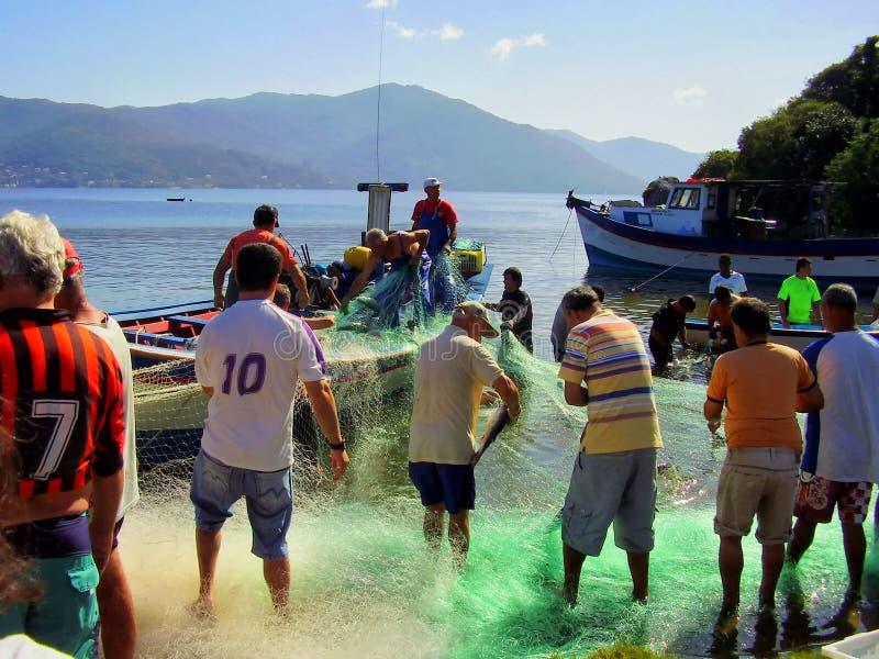 Lagoa DA Conceição, Florianopolis Sant Catarina Brésil/11ème Ju photo stock