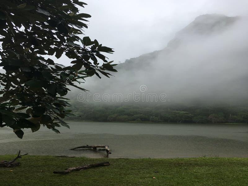 A lagoa de San Carlos imagem de stock