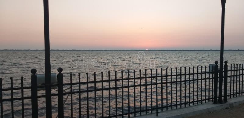 Lagoa de Sri Lanka foto de stock royalty free