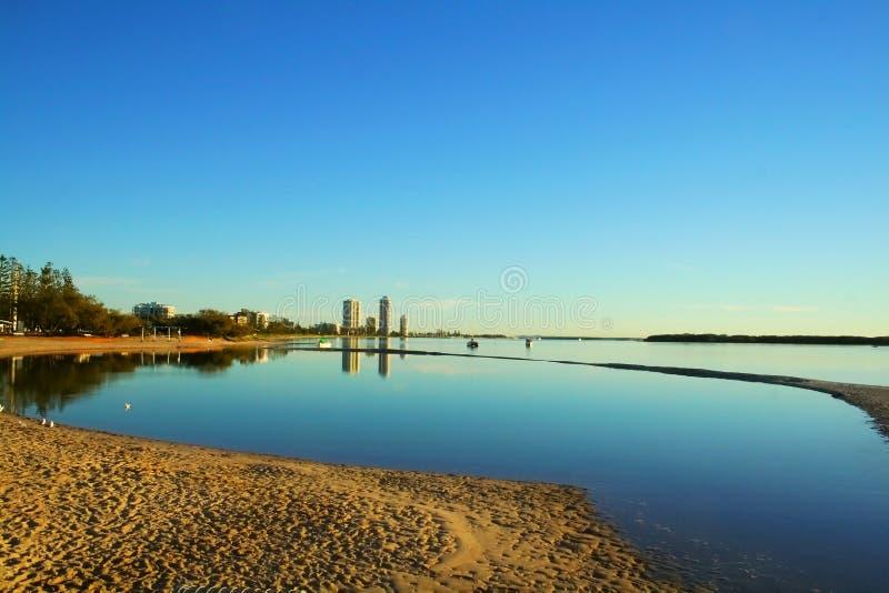 Lagoa Labrador de Ian Dipple imagens de stock royalty free