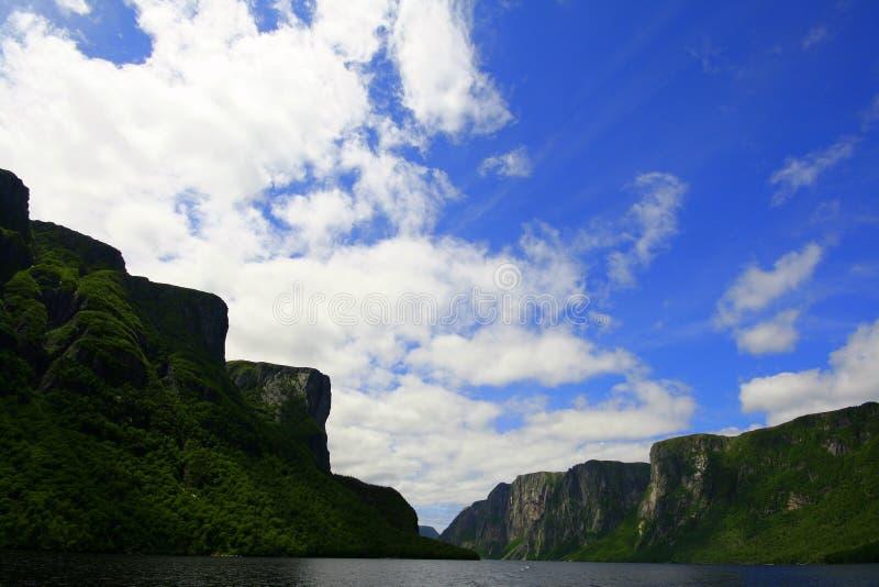 Lagoa ocidental 3 do ribeiro fotografia de stock royalty free