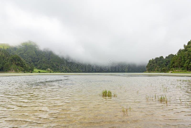 Lagoa Verde stock photos