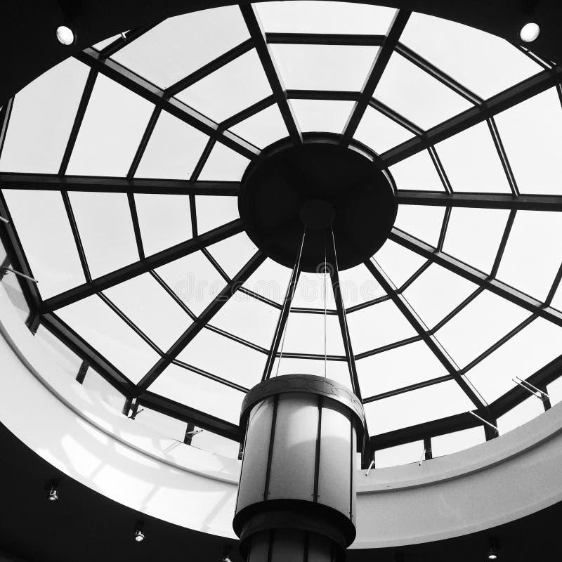 Lagoona centrum handlowe fotografia stock