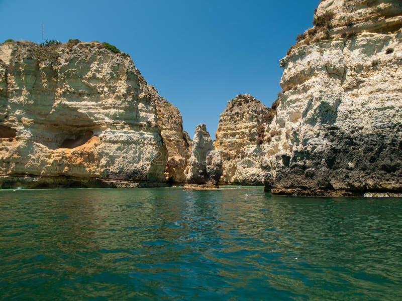 lagos Португалия стоковые фотографии rf