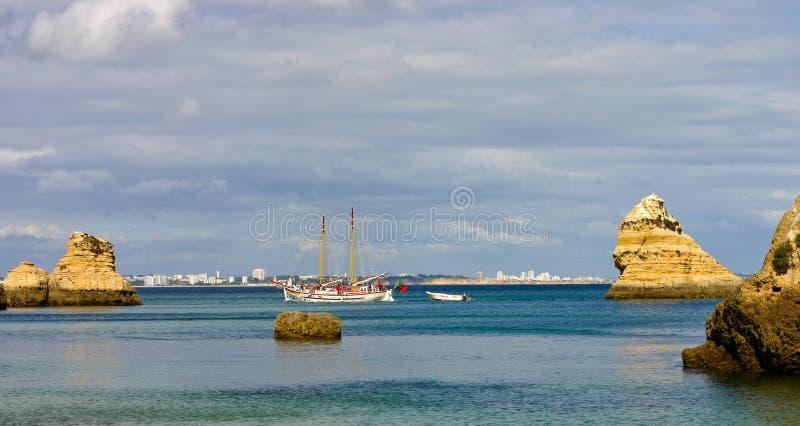 lagos Португалия стоковое изображение rf
