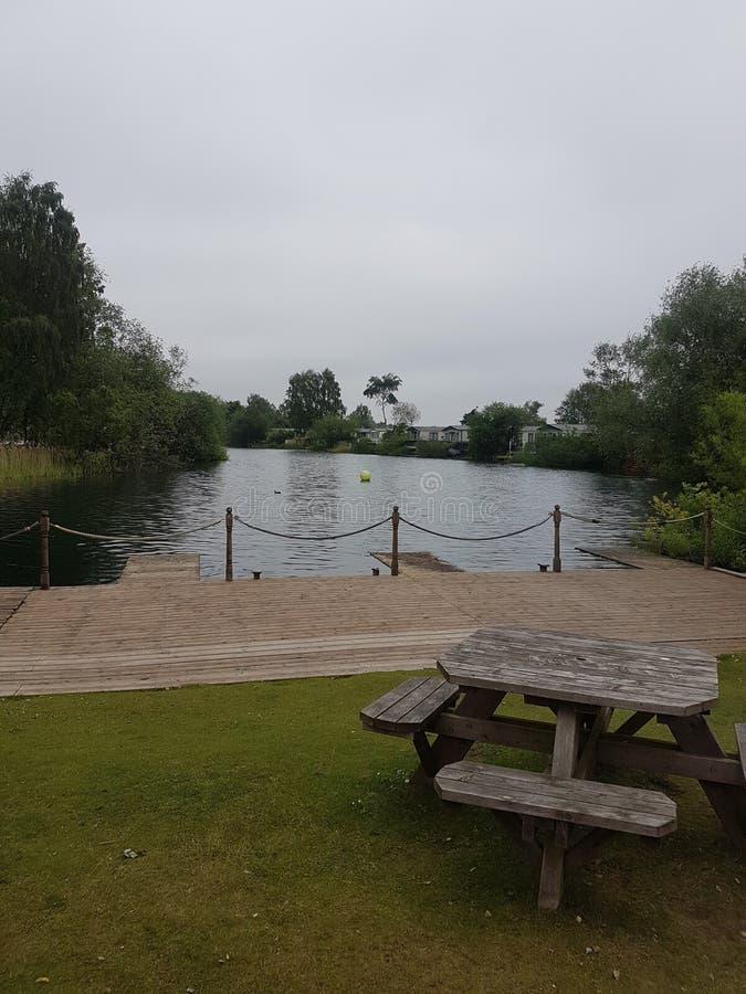 lagos imagen de archivo