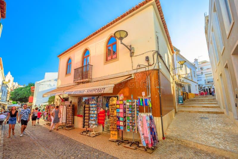 Lagos Algarve Portugal images stock