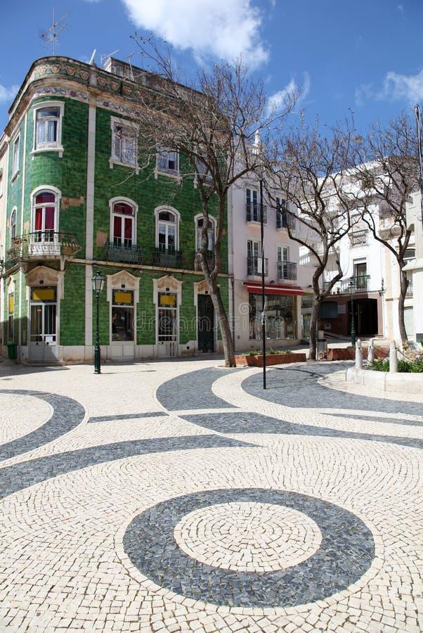 Lagos - le Portugal photo libre de droits