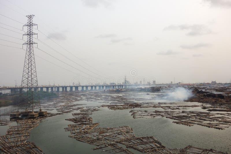 Lagos Nigéria photos libres de droits