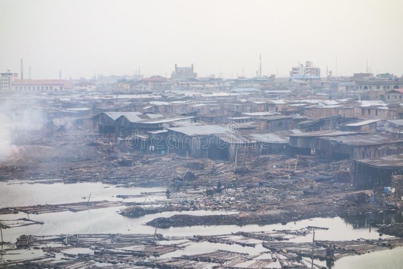 Lagos Nigéria photographie stock libre de droits