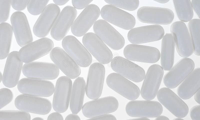 lagret tablets zinc arkivbild