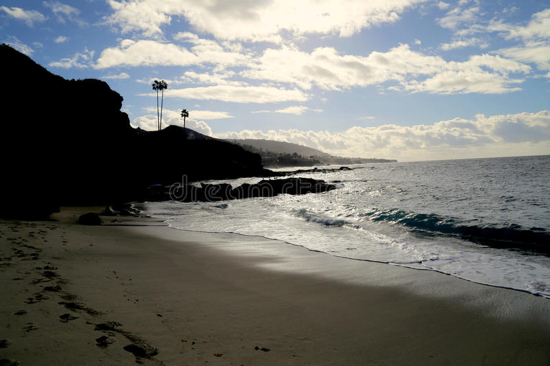 Laguna Beach, California stock photo