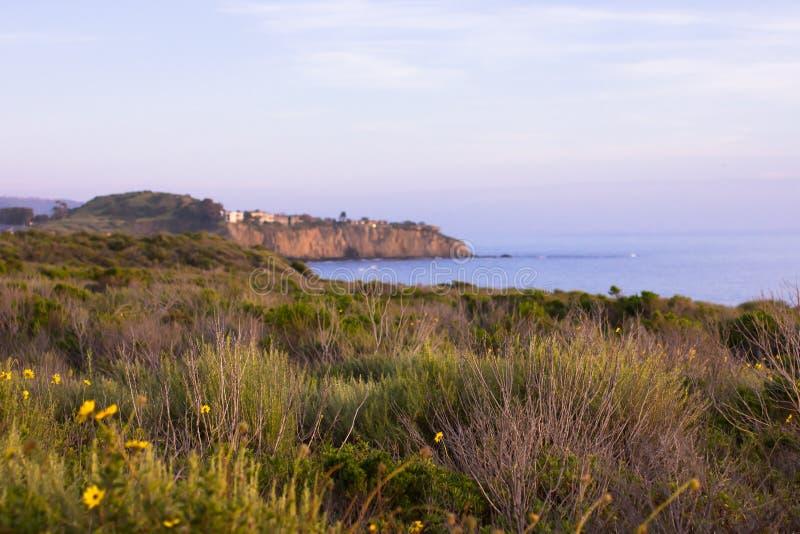 Laguna California fotografie stock