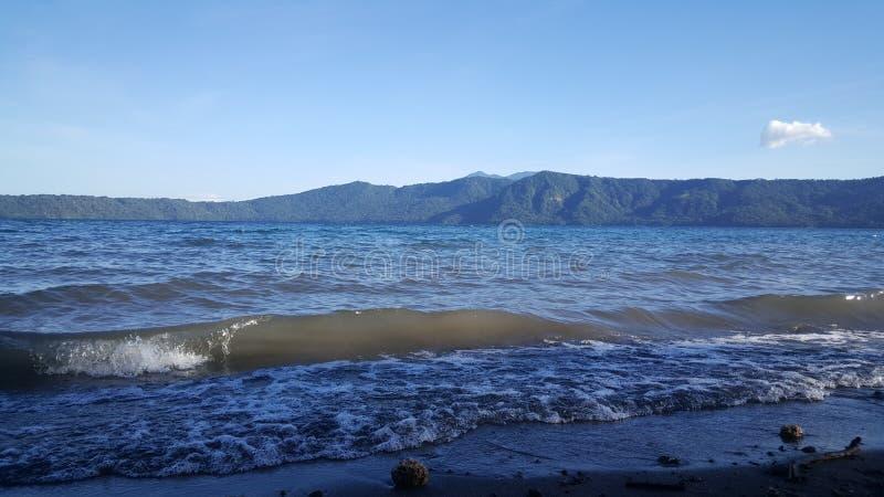 Laguna De Apoyo fotografia royalty free