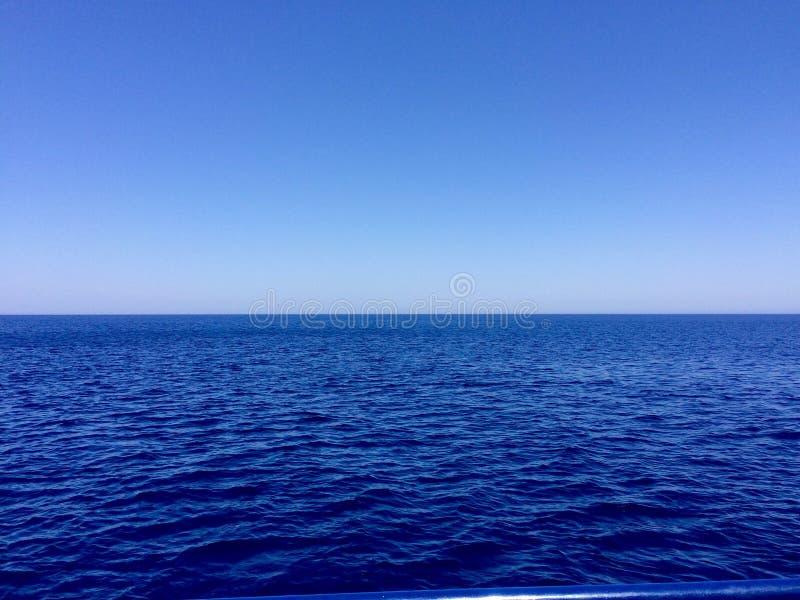 Laguna niebieski obraz stock