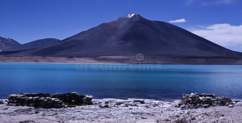 Laguna Verde images libres de droits