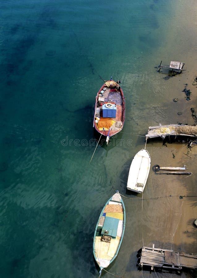 Free Laguna With Ships Royalty Free Stock Photo - 17056915